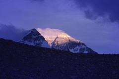 Everest-Nord-Spaet