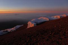 Kili-Sonnenaufgang