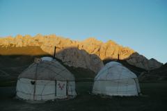 Kirgisien-Jurte
