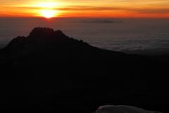 Sonnenaufgang-Kili-II