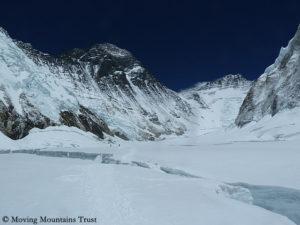 Everest Western Cwm