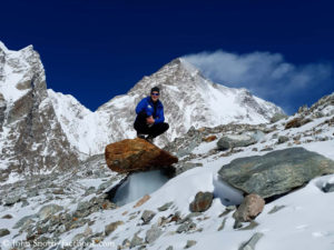 John Snorri Sigurjonsson at K2