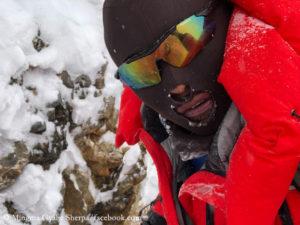 Mingma Gyalje Sherpa am K2