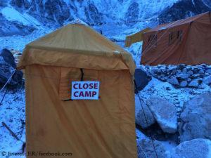 Everest Base Camp: Visit unwelcome