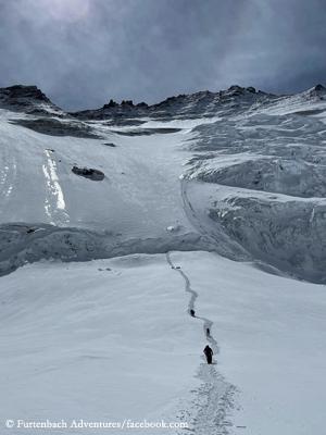 Lhotse-Flanke
