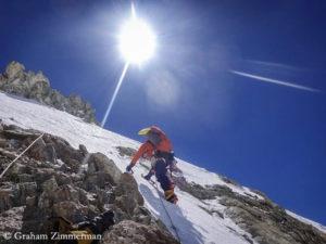 Am K2-Westgrat