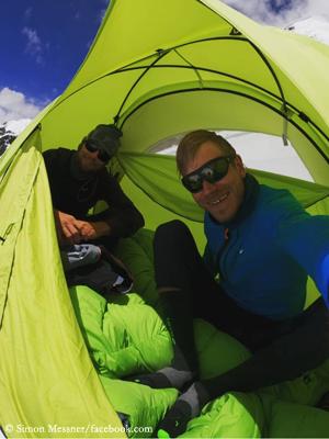 Simon Messner und Martin Sieberer
